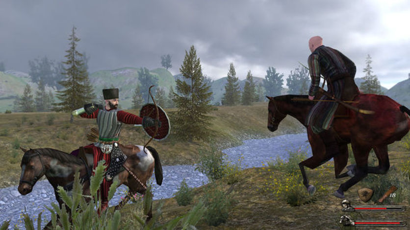 Screenshot 3 - Mount & Blade With Fire & Sword