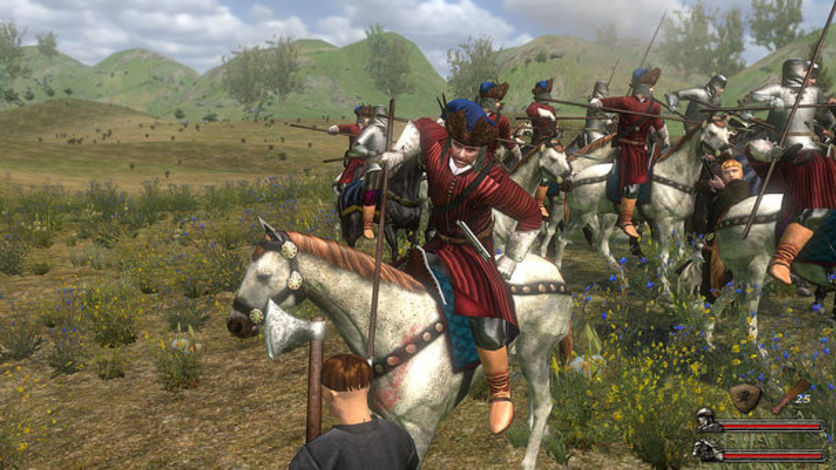 Screenshot 7 - Mount & Blade With Fire & Sword