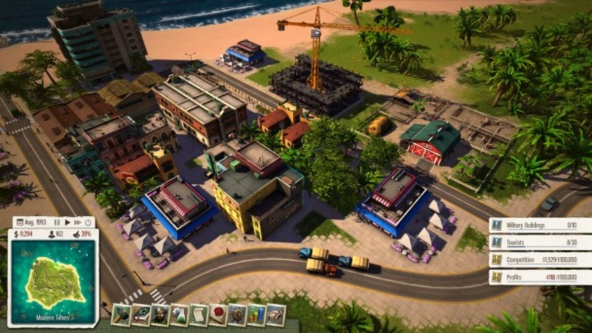 Screenshot 2 - Tropico 5: Joint Venture
