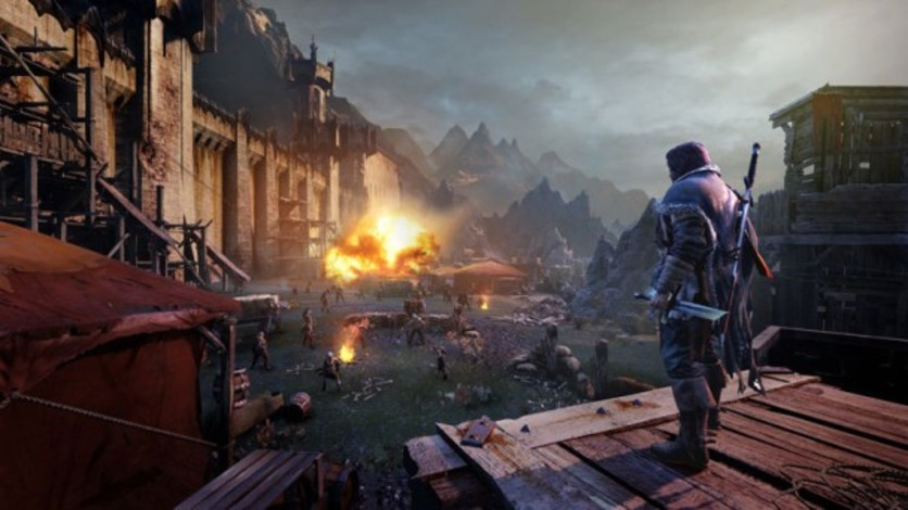 Screenshot 3 - Middle-earth: Shadow of Mordor - Game of the Year Edition