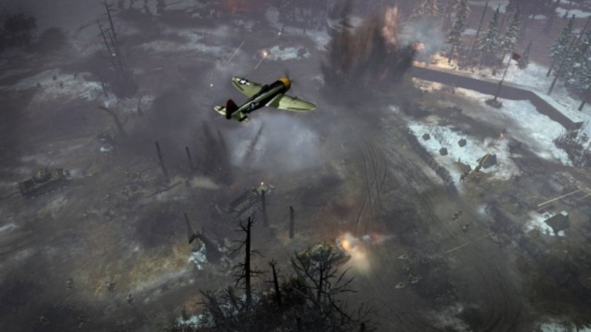 Screenshot 5 - Company of Heroes 2: Ardennes Assault