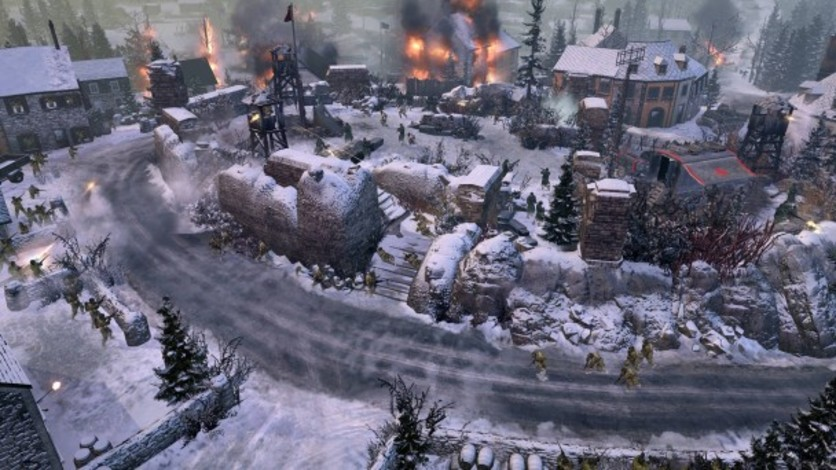 Screenshot 6 - Company of Heroes 2: Ardennes Assault
