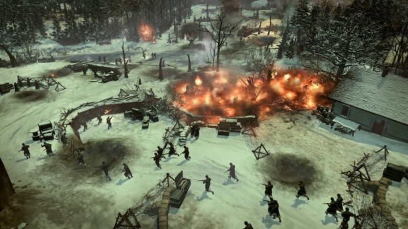 Screenshot 2 - Company of Heroes 2: Ardennes Assault