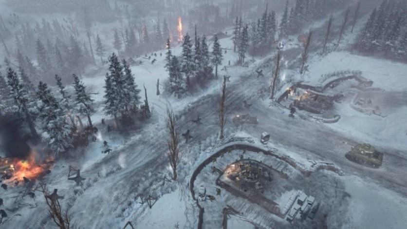 Screenshot 3 - Company of Heroes 2: Ardennes Assault