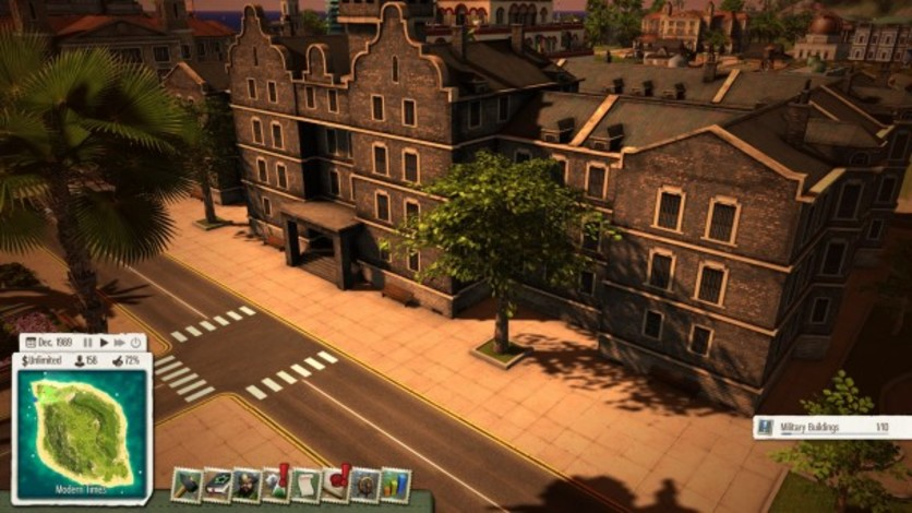 Screenshot 1 - Tropico 5: Mad World