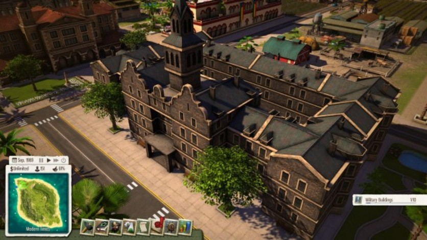 Screenshot 4 - Tropico 5: Mad World