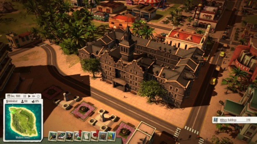 Screenshot 2 - Tropico 5: Mad World