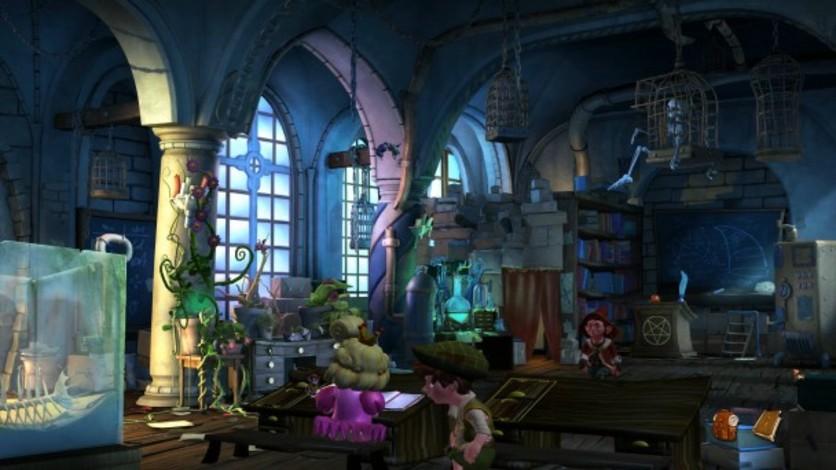 Screenshot 12 - The Book of Unwritten Tales 2 - Almanac Edition