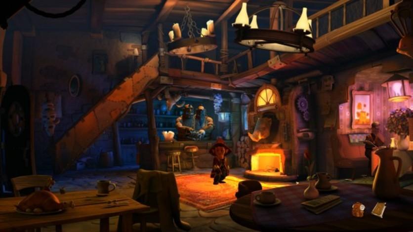 Screenshot 15 - The Book of Unwritten Tales 2 - Almanac Edition