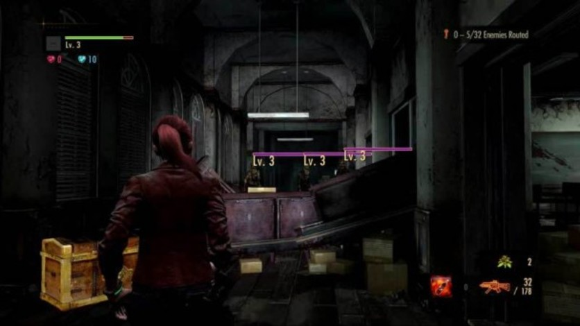 Screenshot 5 - Resident Evil Revelations 2: Episodio 1 - Penal Colony