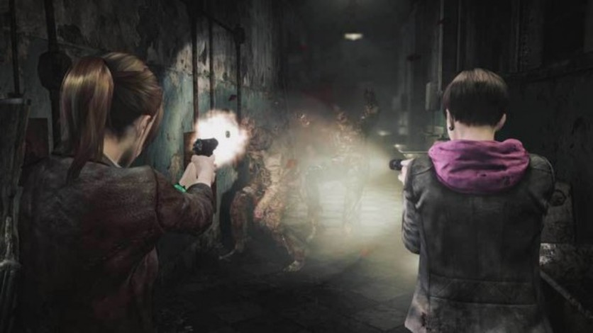 Screenshot 8 - Resident Evil Revelations 2: Episodio 1 - Penal Colony