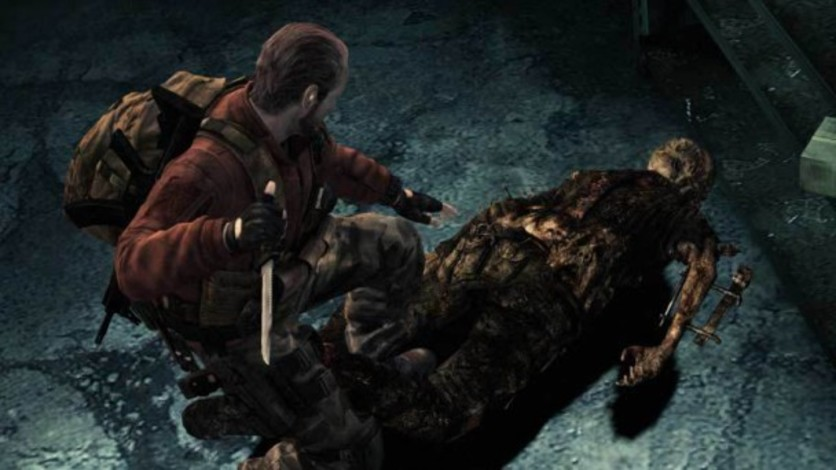 Screenshot 13 - Resident Evil Revelations 2: Episodio 1 - Penal Colony