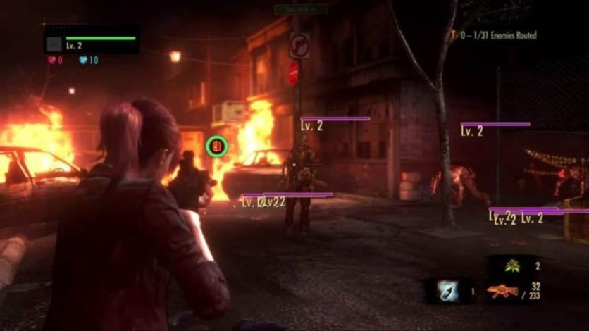 Screenshot 4 - Resident Evil Revelations 2: Episodio 1 - Penal Colony