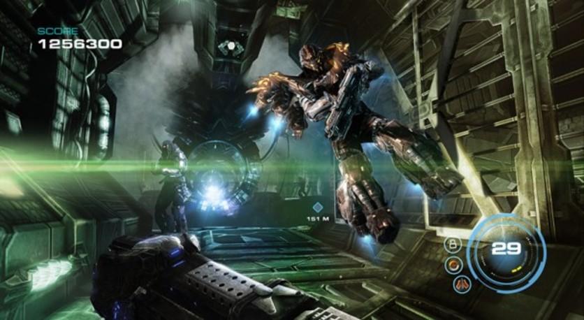 Screenshot 2 - Alien Rage - Unlimited