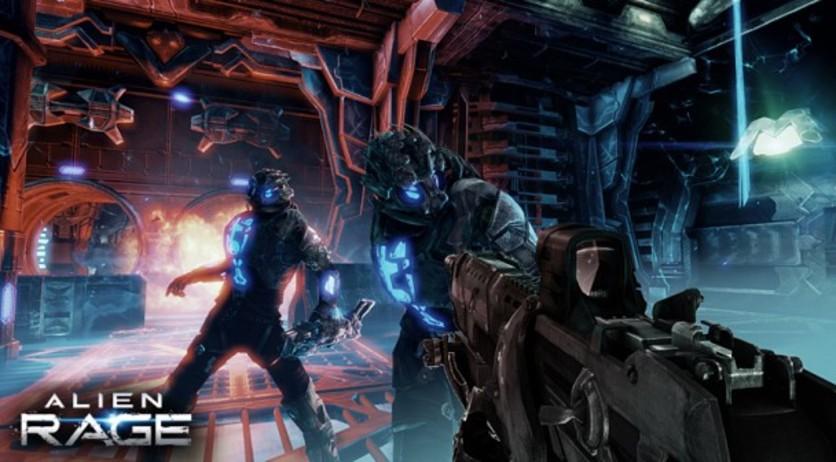 Screenshot 4 - Alien Rage - Unlimited