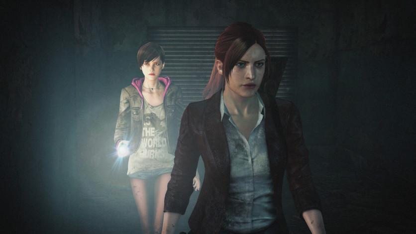 Screenshot 1 - Resident Evil Revelations 2: Episodio 2 - Contemplation