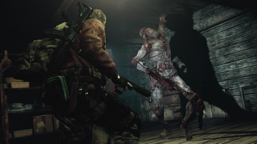 Screenshot 6 - Resident Evil Revelations 2: Raid Mode Character - HUNK