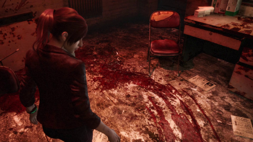 Screenshot 2 - Resident Evil Revelations 2: Episodio Extra - The Struggle