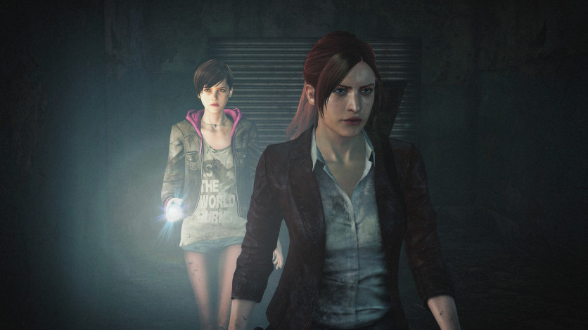 Screenshot 1 - Resident Evil Revelations 2: Episodio Extra - The Struggle