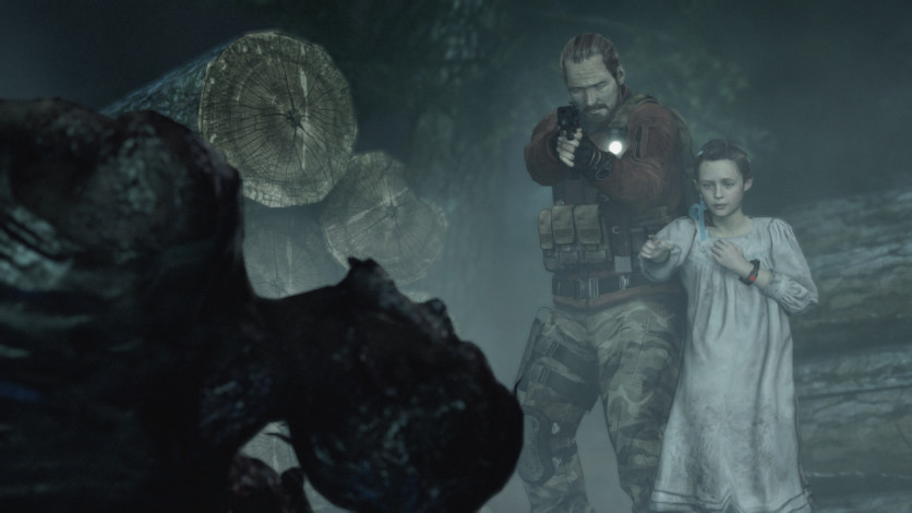 Screenshot 6 - Resident Evil Revelations 2: Raid Mode Character: Albert Wesker