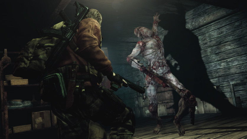 Screenshot 7 - Resident Evil Revelations 2: Raid Mode Character: Albert Wesker