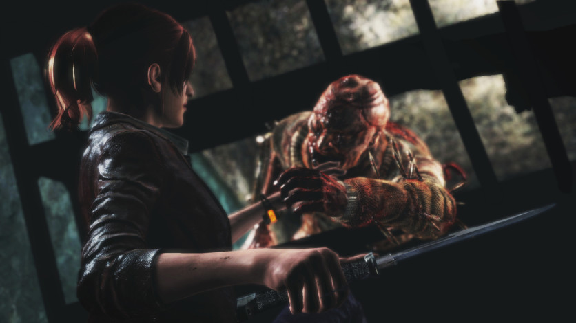 Screenshot 4 - Resident Evil Revelations 2: Raid Mode Character: Albert Wesker