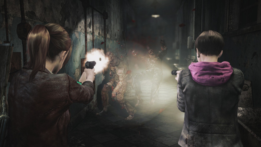 Screenshot 3 - Resident Evil Revelations 2: Raid Mode Character: Albert Wesker