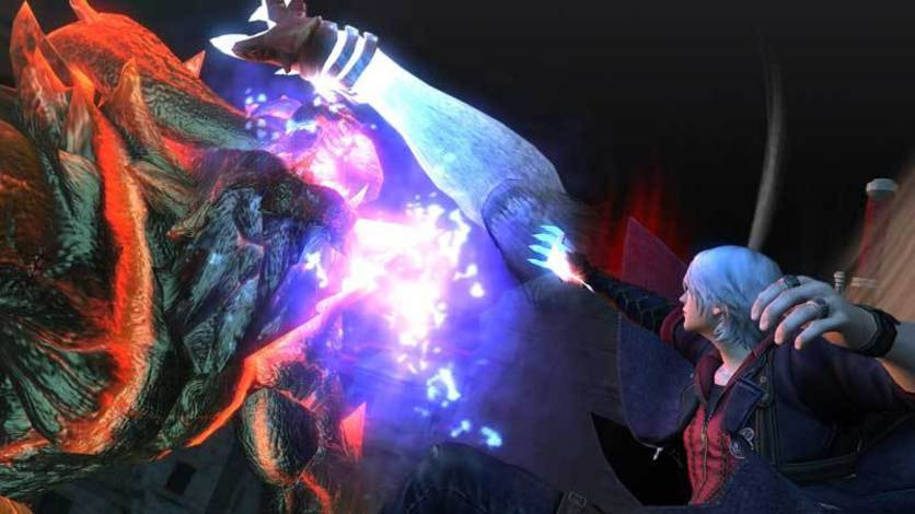 Screenshot 4 - Devil May Cry 4: Special Edition
