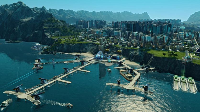 Screenshot 3 - Anno 2205