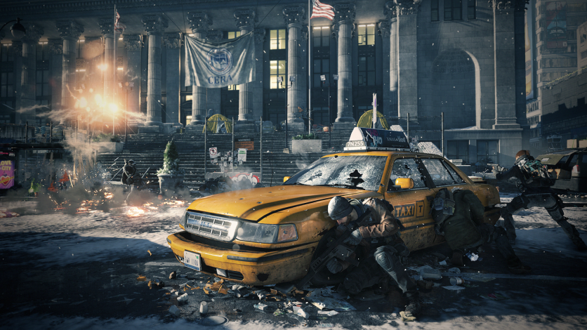 Screenshot 4 - Tom Clancy's The Division - Standard Edition