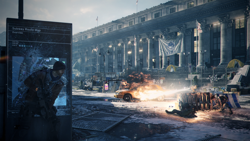 Screenshot 6 - Tom Clancy's The Division - Standard Edition