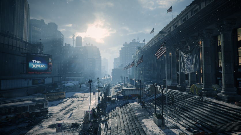 Screenshot 5 - Tom Clancy's The Division - Standard Edition