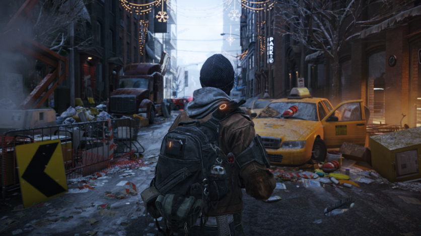 Screenshot 3 - Tom Clancy's The Division - Standard Edition