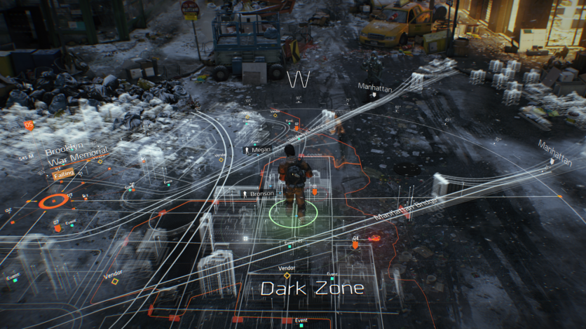 Screenshot 2 - Tom Clancy's The Division - Standard Edition