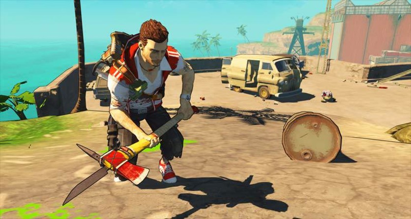 Screenshot 6 - Escape Dead Island