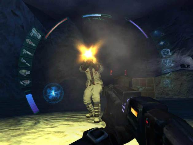 Screenshot 9 - Deus Ex: Invisible War