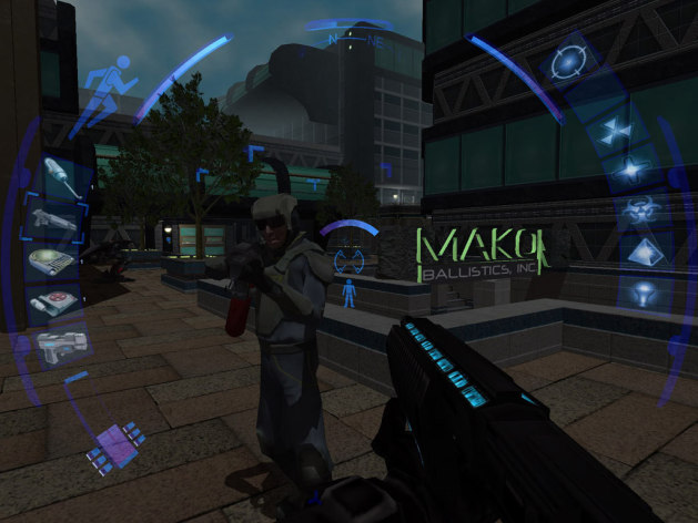 Screenshot 7 - Deus Ex: Invisible War