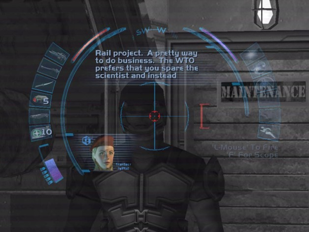 Screenshot 4 - Deus Ex: Invisible War