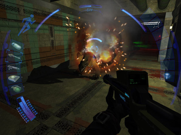 Screenshot 1 - Deus Ex: Invisible War