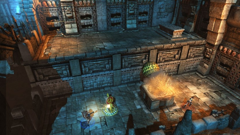 Screenshot 2 - Lara Croft GoL: All the Trappings - Challenge Pack 1