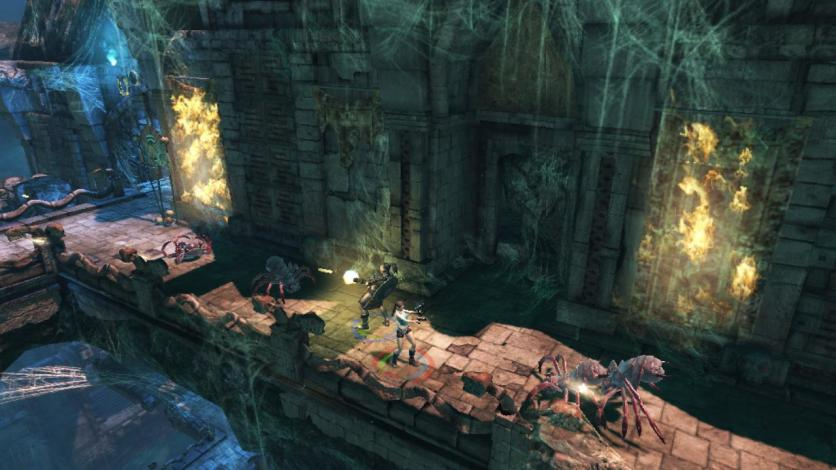 Screenshot 4 - Lara Croft GoL: Things that Go Boom - Challenge Pack 2