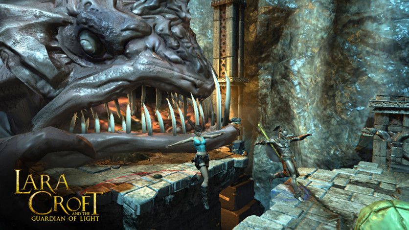 Screenshot 1 - Lara Croft GoL: Hazardous Reunion - Challenge Pack 3