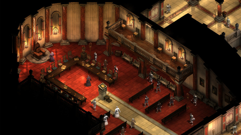 Screenshot 2 - Pillars of Eternity Royal Edition
