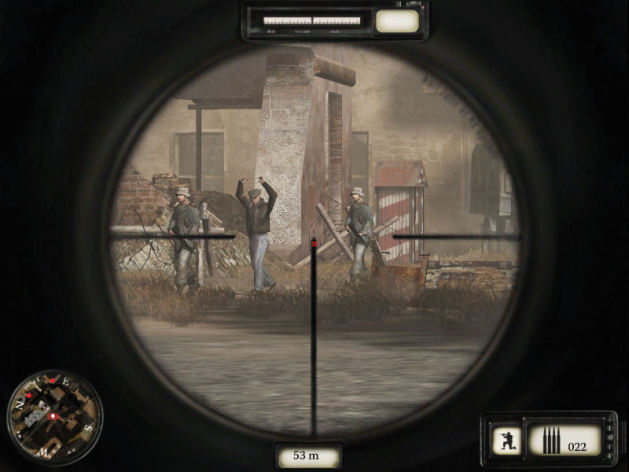 Screenshot 4 - Sniper Art of Victory