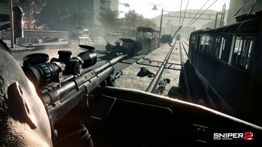 Screenshot 5 - Sniper Ghost Warrior 2: Digital Extras