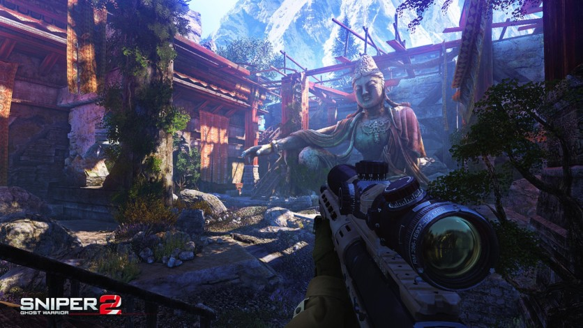 Screenshot 1 - Sniper Ghost Warrior 2: Digital Extras