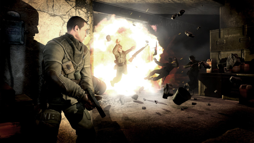 Screenshot 4 - Sniper Elite V2