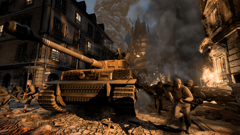 Screenshot 6 - Sniper Elite V2