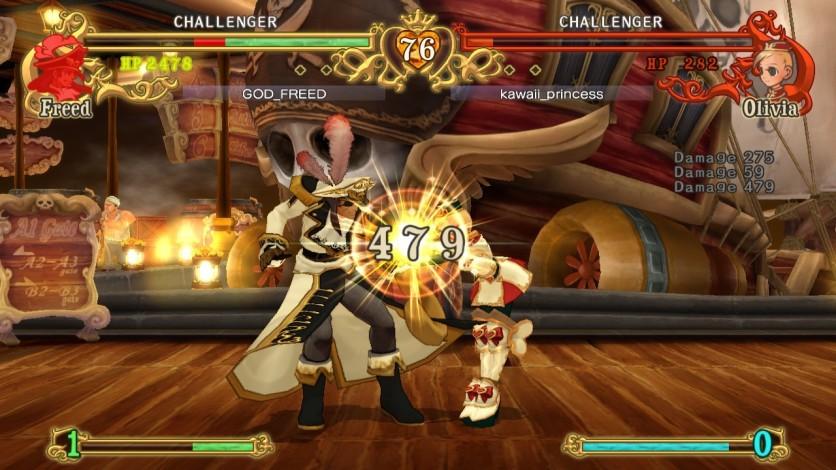 Screenshot 8 - Battle Fantasia -Revised Edition-