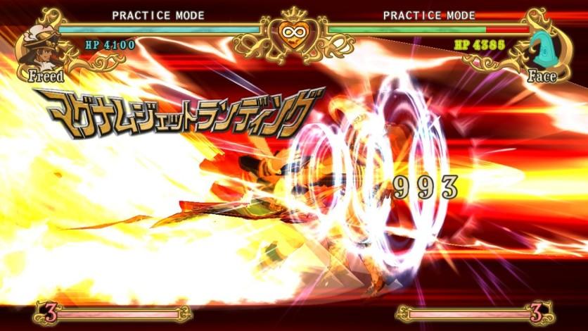 Screenshot 9 - Battle Fantasia -Revised Edition-